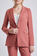 Celeste Wool Suit Jacket