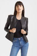 Lilia Leather Jacket