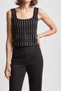 Milly Milano Tank Top