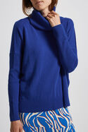 Claudia Wool Roll Neck Knit