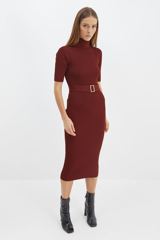Saba Australia Vicky High Neck Knit Dress | Stay at Home Mum